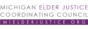 Michigan Elder Justice Coordinating Council